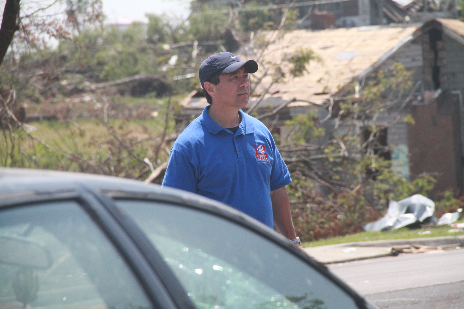 Relief Rallied for Tornado Victims Around the Country