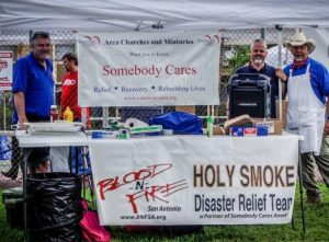 2016 Disaster Meal Service