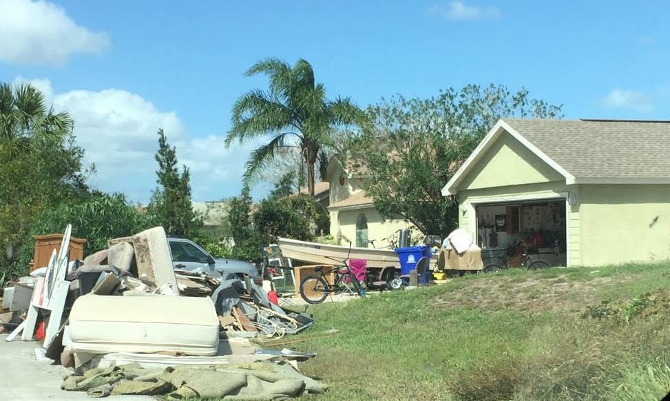 Somebody Cares Responds to Hurricane Matthew