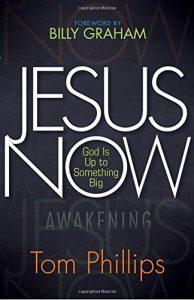 Jesus Now book front