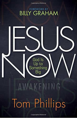 Jesus Now book front