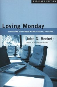 loving monday - john beckett book