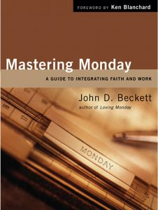 mastering monday - john beckett book